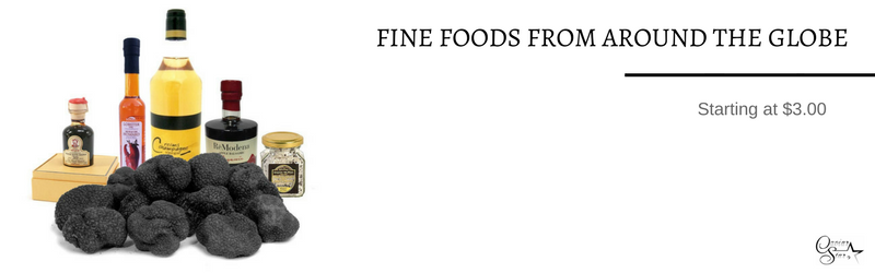 Global Fine Foods and specialty products