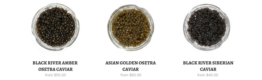Buy Imported Caviar Online