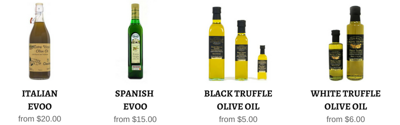 all extra virgin olive oil in stock